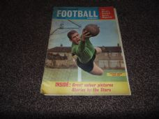 Charles Buchan's Football Monthly, October 1965